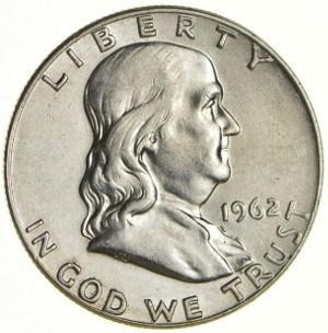 1962 Half Dollar