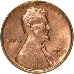 1964 Penny