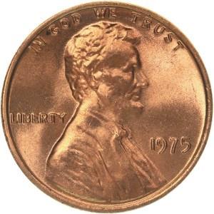 1975 Penny