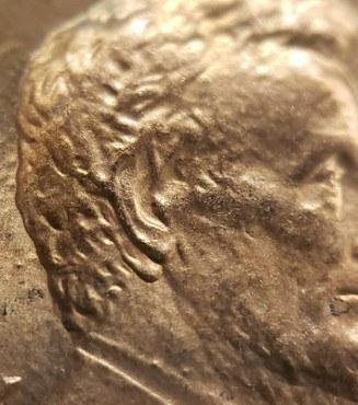 1984 Doubled Ear Penny