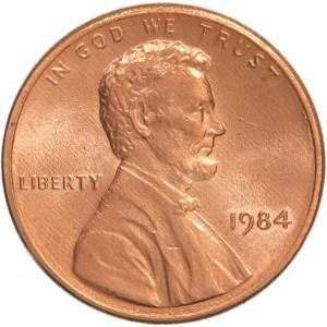 1984 Penny