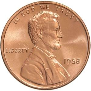 1988 Penny