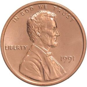 1991 Penny