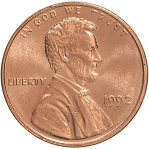 1992 Penny