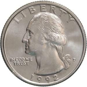 1992 Quarter
