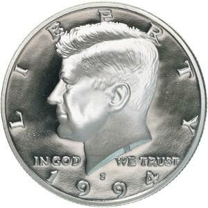 1994 Half Dollar