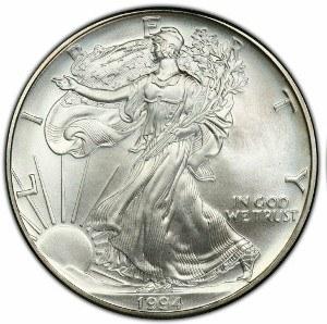 1994 Silver Eagle
