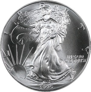 1995 Silver Eagle