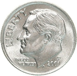 2001 Dime