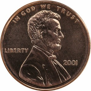 2001 Penny