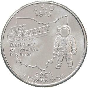 2002 Ohio Quarter