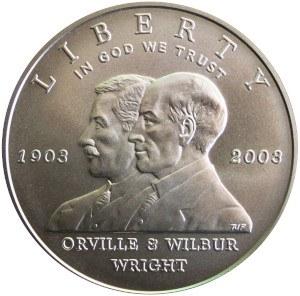 2003 First Flight Centennial Silver Dollar