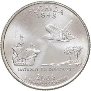 2004 Florida Quarter