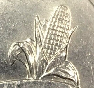 2004 Wisconsin Quarter Extra Leaf High Error