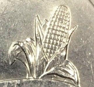 2004 Wisconsin Quarter Extra Leaf High Error