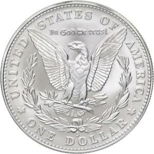 2006 San Francisco Old Mint Silver Dollar Reverse