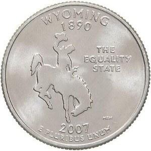 2007 Wyoming Quarter