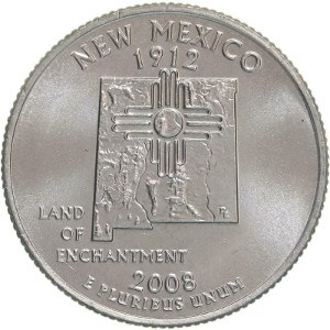 2008 New Mexico Quarter