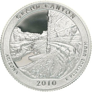 2010 Grand Canyon Quarter