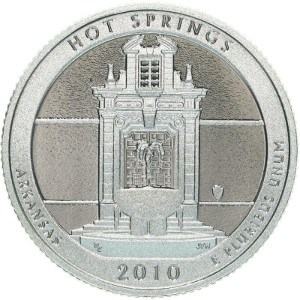 2010 Hot Springs Quarter