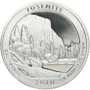 2010 Yosemite Quarter