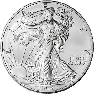 2012 Silver Eagle