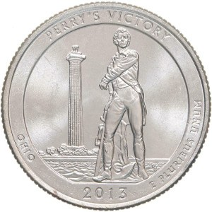 2013 Perry's Victory Quarter