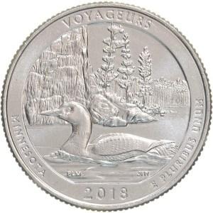 2018 Voyageurs Quarter