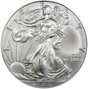 2020 Silver Eagle