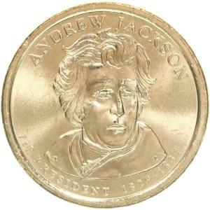 Andrew Jackson Dollar Coin