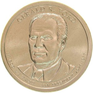 Gerald R. Ford Dollar Coin