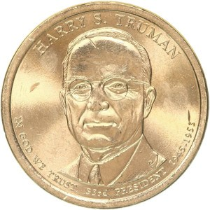 Harry S. Truman Dollar Coin