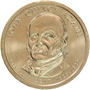 John Quincy Adams Dollar Coin