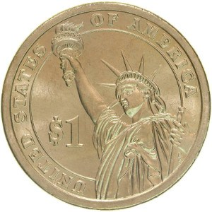 Presidential Dollar Coin