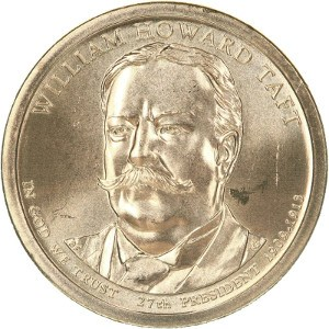 William Howard Taft Dollar Coin